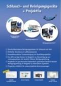 Reinigungsgeräte-Flyer