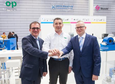 Stucchi, O+P und Wagener Partnerschaft