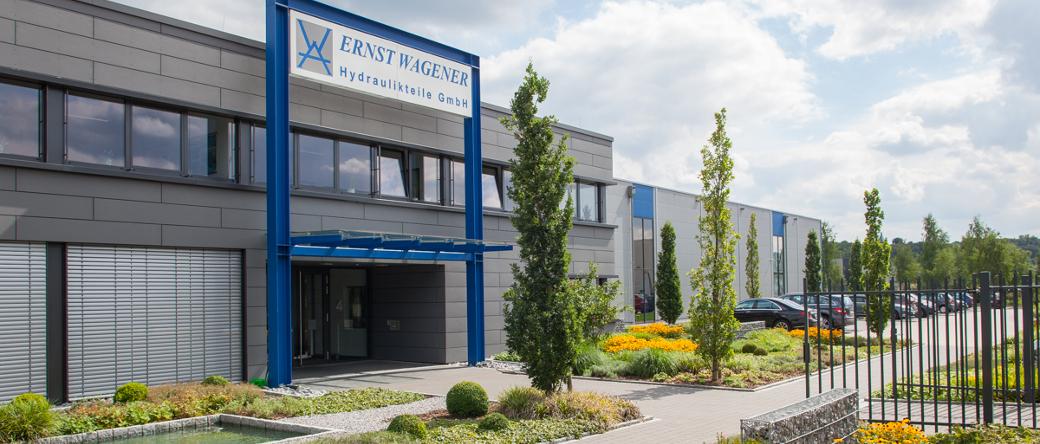 Ernst Wagener Hydraulikteile GmbH - Gebäudeansicht