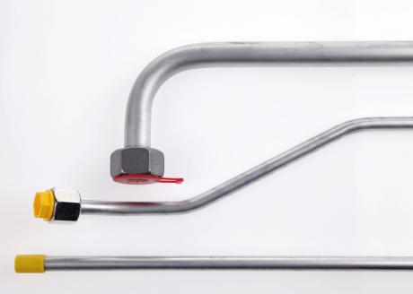 Hydraulik-Rohre