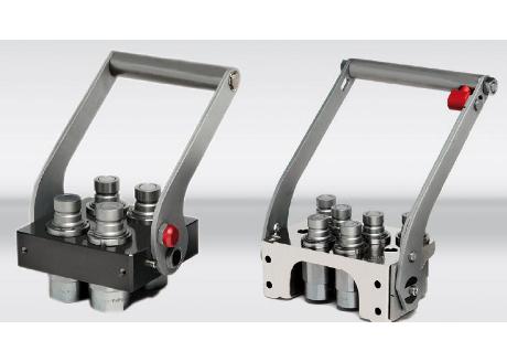 Multikupplungen der DP-Serie und GR-Serie von Stucchi