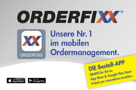 ORDERFIXX App