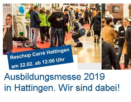 Ausbildungsmesse Hattingen, 2019