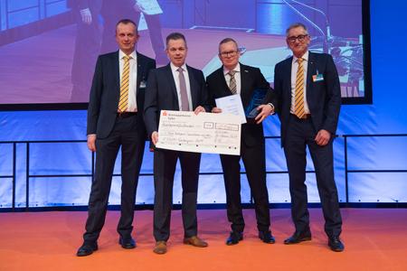 VDBUM 2019, Preis für Wagener Hydraulik