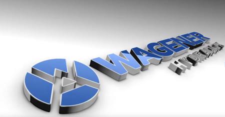 Videotitel, Wagener Logo in 3D