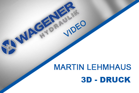 Martin Lehmhaus - 3D Druck