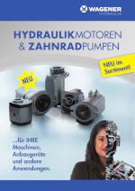 Hydraulikmotoren, Zahnradpumpen